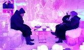 """หนีร้อนมานั่งชิล """"คาเฟ่น้ำแข็ง"""" ดีไซน์เก๋ที่ใหญ่ที่สุดในโลก"""