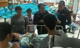 น้องเมียฉุนพี่เขยทำร้ายพี่สาว ควักลูกซองยิง กระสุนกระจาย เจ็บ 3