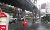 อุตุฯเผยภาคกลางตอ.ใต้ฝั่งตอ.มีฝนหนัก-กทม.ตก70%
