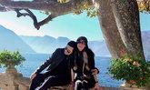 รักยังหวาน แซม ยุรนันท์ ควงภรรยาคนสวย เที่ยวยุโรป