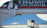เปรียบเทียบเครื่องบินส่วนตัวของโดนัลด์ ทรัมป์ กับแอร์ฟอร์สวัน ลำไหนหรูกว่า