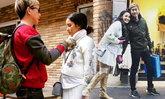 แพท เบนซ์ พาลูกในท้องสัมผัสอากาศหนาวที่เกาหลีก่อนคลอด