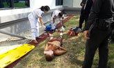 2 นักโทษหนีศาลพัทยา รุมทำร้ายตำรวจศาลสาหัส สุดท้ายไปไม่รอด