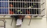 เด็ก 2 ขวบเกือบร่วงช่องเหล็กดัดชั้น 4 เหตุปีนเล่นหลังถูกแม่ทิ้งลูกไว้บ้านลำพัง