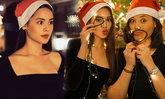 ญาญ่า อุรัสยา แอบเซ็กซี่เบาๆ กลับนอร์เวย์ฉลองคริสต์มาส
