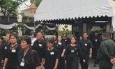 เชียงรายจันทบุรีขอนแก่นกราบพระบรมศพรอบ5