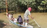 สุราษฎร์เหลือวิกฤตอุทกภัย6อำเภอ32หมู่บ้าน