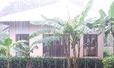อุตุฯเตือนใต้ฝนตกหนักมากหลายพื้นที่คลื่นลมแรง