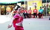 แชร์สนั่นโซเชียลหนุ่มน้อยพิการหัวใจรำไทย