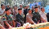 น้ำใจทหาร3ชาติร่วมสร้างอาคารโรงเรียนชัยภูมิ
