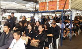 ครูสุพรรณบุรีขอคนไทยสานต่อพระราชปณิธานในหลวงร.9