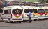 นายกฯใช้ ม.44 สั่งรถตู้โดยสารห้ามนั่งเกิน 13 ที่ หากฝ่าฝืนจับพักใบอนุญาต