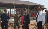 ทหาร-จนท.นครพนมลงพื้นที่ช่วยผู้ประสบวาตภัย
