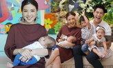 ส่องภาพครอบครัว ฮารุ กาย อบอุ่นท่ามกลางลูกๆ ทั้ง 3 คน