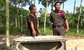 หนุ่มใหญ่ถูกใส่ยาฆ่าหญ้าในบ่อน้ำ คาดปลาทู 2 เข่ง ปมแค้น