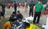 2วัยรุ่นเกาหลีจมแม่น้ำเมยอ.ท่าสองยางจ.ตากดับ