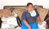 เด็ก 10 ขวบ ป่วยโรคประหลาดกินไม่เคยอิ่ม น้ำหนักตัวพุ่งเกินควบคุม