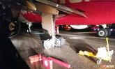 ระทึก! เครื่องบินแอร์เอเชียยางระเบิด ขณะลงจอดที่อู่ตะเภา