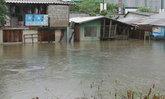 พายุเซินกาถล่มขอนแก่น ถนนสายหลักท่วม 1 เมตร