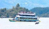เรือท่องเที่ยวล่มกลางอ่างเก็บน้ำในโคลอมเบีย ดับแล้ว 9 หายอีก 28