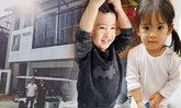 พ่อโอ๊คแม่โอปอล์ สร้างบ้านเตรียมพร้อม อลิน อรัญ เข้าโรงเรียนใกล้บ้าน