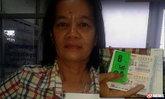 สาวใหญ่ดวงเฮง ถูกรางวัลที่ 1 จำนวน 4 คู่ รับ 24 ล้านบาท
