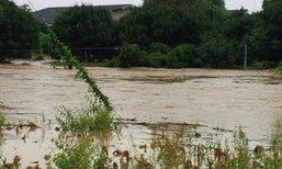สถานการณ์น้ำท่วมปราจีน-สระแก้ว ยังน่าเป็นห่วง