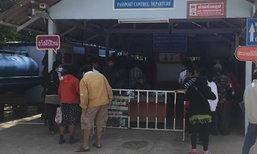 สรรพสามิตสุรินทร์เข้มบุหรี่เขมรลอบเข้าไทย