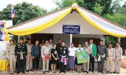 ทบ.ซ่อมบ้านทั่วไทยถวายเป็นพระราชกุศลที่อ.ภูเรือ