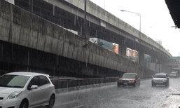 อุตุเตือนเหนือกลางตอ.ใต้มีฝนหนักมากบางพื้นที่