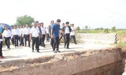 โคราชน้ำท่วมหนักคอสะพานหักตัดขาด5 หมู่บ้าน