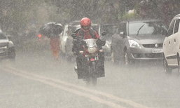 วันนี้ฝนยังตกทั่วไทย กทม.หนักสุด 80% ของพื้นที่