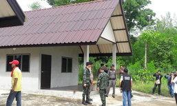 จับนายทุนรุกป่าสงวนเพชรบุรีปลูกรีสอร์ต5หลัง