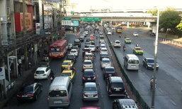 ถ.งามวงศ์วาน,รัชดาฯรถติด-ลาดพร้ามรถแน่น