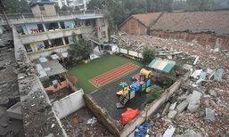 """""""โรงเรียนอนุบาล"""" แสนหดหู่ใจที่สุดในเมืองจีน"""