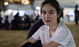 ปอย ตรีชฎาแสดงความอาลัยพระบรมศพซึ้งคนไทยมีน้ำใจ
