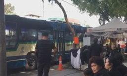 ปชช.ใช้บริการShuttle Bus-นทท.ชมวัดพระแก้วแน่น