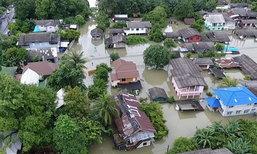 เทศบาลเมืองนครศรีฯท่วม-อพยพแล้ว1,375คน