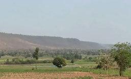 ไฟป่าโคราชส่งหน่วยสนับสนุนลงพื้นที่ช่วยกู้ป่าครบุรี