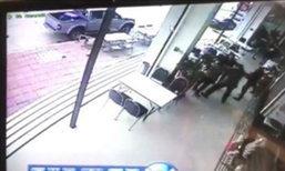 ตำรวจเร่งแกะรอยจับมือยิงสนามมวยลุมพินี