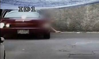 สาวเจ็บหนักถูกรถชนอัดติดกำแพง ตร.ชี้หลักฐานไม่พอ