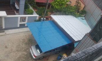 สุดทน! เพื่อนบ้านทำที่จอดรถกลางถนน เอาผิดไม่ได้เพราะเส้นใหญ่
