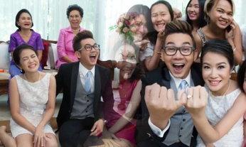 """""""เอ๊าะ กีรติ"""" เผยภาพวันแต่งงาน วิวาห์หวานชื่นเมื่อ 2 ปีที่แล้ว"""