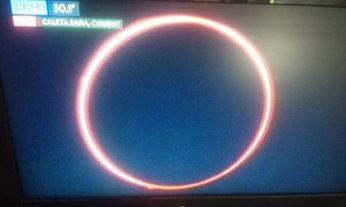 งดงามตระการตา สุริยุปราคาวงแหวน เหนือฟ้าอเมริกาใต้