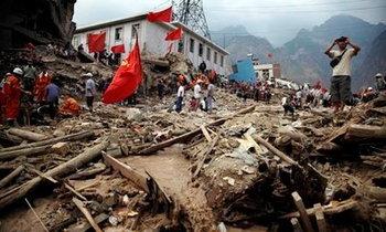 ดินถล่มคร่าชาวจีน 337 ราย สูญหายอีกนับพัน