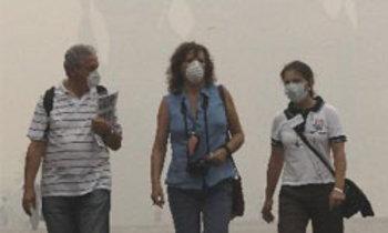 รมควันพิษจากไฟป่า ชาวรัสเซียตาย700คนต่อวัน