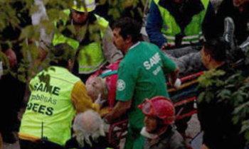 โกลาหล!!ช่วย15คนติดซากตึกถล่มในอาเจนตินา