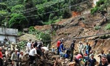บราซิลอ่วม! ดินถล่มตายพุ่ง 152 ศพ