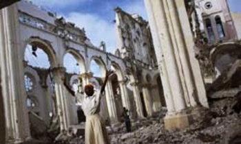 เฮติไว้อาลัย 1 ปีแผ่นดินไหวครั้งหายนะ