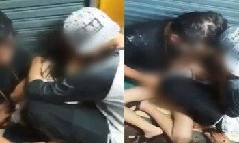 ชาวเน็ตจวกยับ! คลิปวัยรุ่นชาย 2 คน รุมทำอนาจารสาว งานวันไหลพัทยา